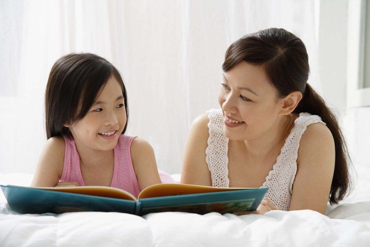 Hablar sobre lo que lees construye habilidades de comprensión.