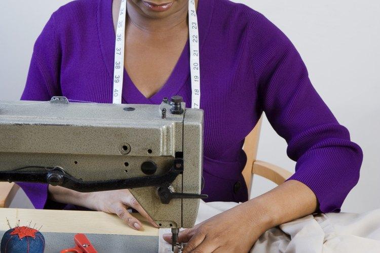 Tipos de máquinas de coser Singer.