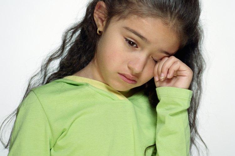 La depresión puede estar ligada al desequilibrio nutricional de algunos niños.