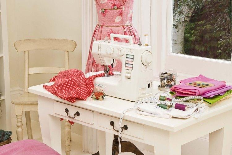 El diseño de modas requiere una variedad de herramientas.