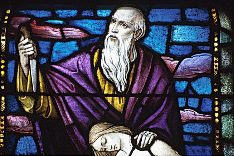 Ayuda a que los estudiantes apliquen las lecciones de vida de la historia de Abraham e Isaac al hacer manualidades simples.
