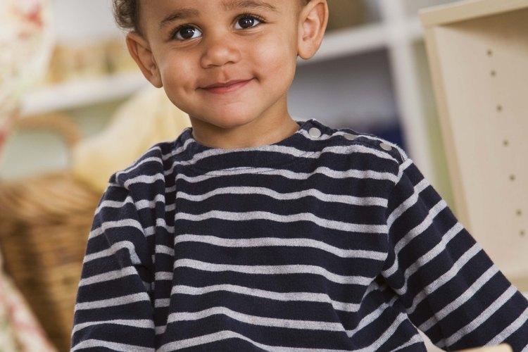 Es normal que incluso los niños pequeños tengan un comportamiento sexual.