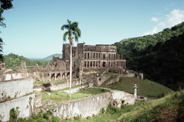 La Citadelle de Haití es patrimonio de la humanidad.