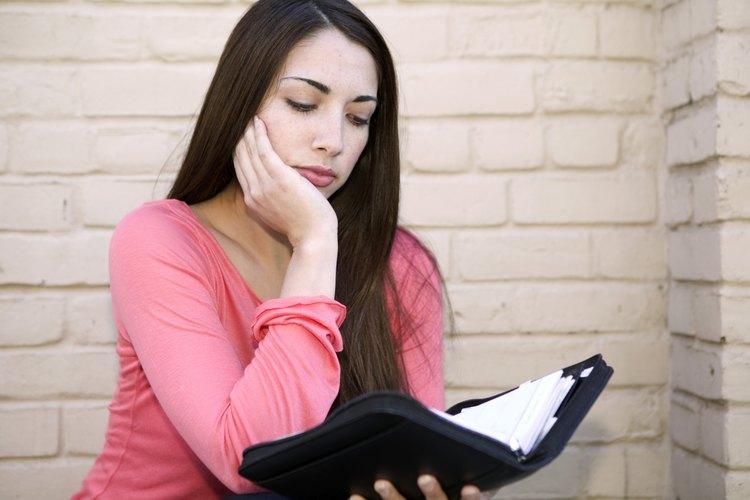 Las agendas te ayudan a seguir tus objetivos y el progreso realizado en forma semanal.