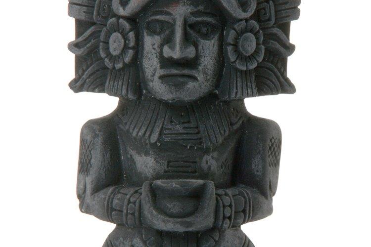 Las artes aztecas tenían a menudo un significado religioso.