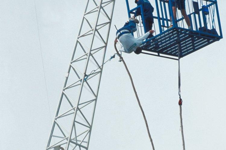 Florida tiene pocos lugares que ofrecen saltos en bungee para principiantes.