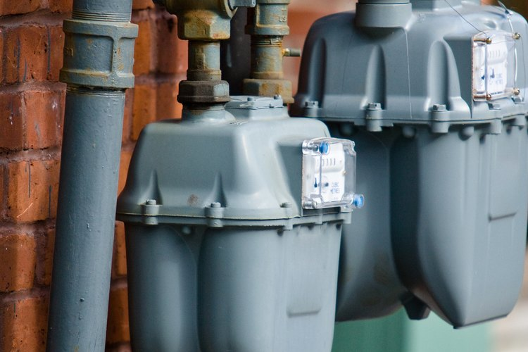 Es más seguro imprimar y pintar las tuberías de gas de tu casa.
