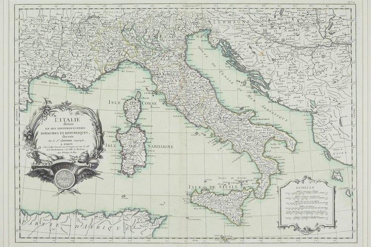 Como muchos pueblos mediterráneos, los italianos son conocidos por su intensidad.