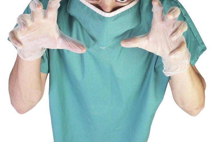 Encontrar un disfraz con el tema de hospital es sencillo.