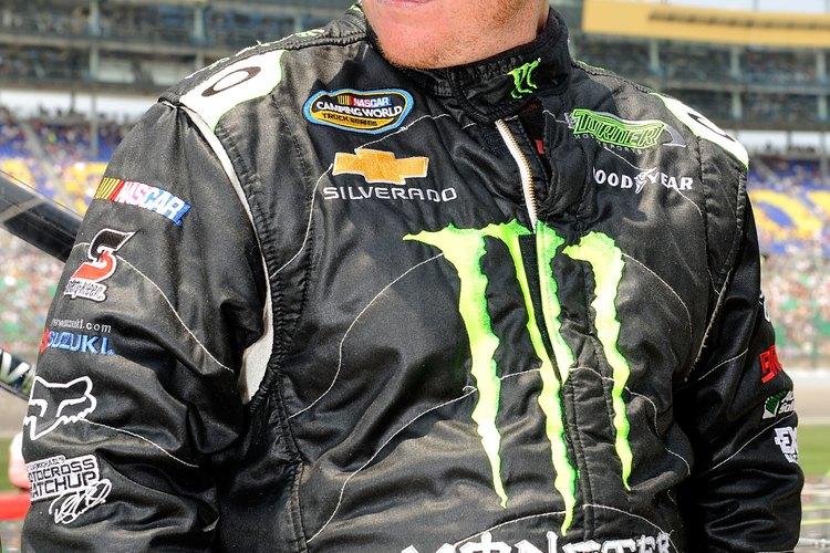 El equipo Monster Ambassador aparece en muchos eventos deportivos.