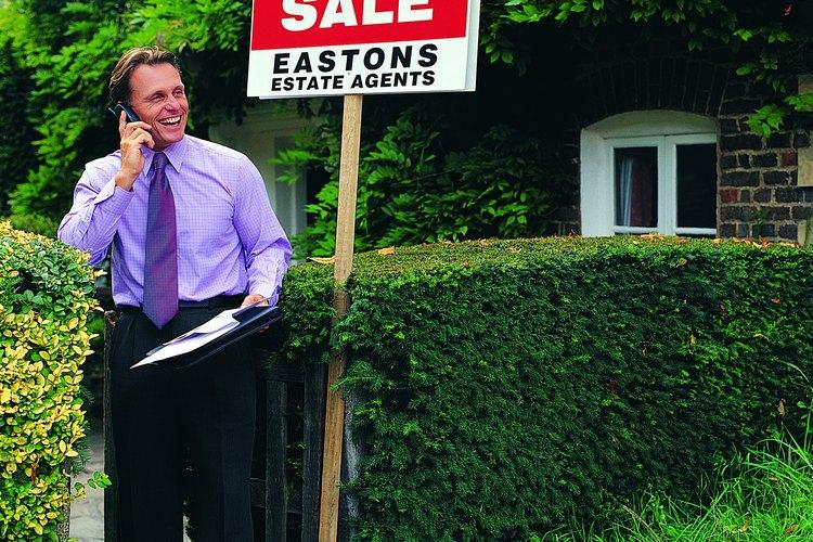 Los agentes inmobiliarios suelen encontrar menos obstáculos una vez que tienen cartas de permiso.