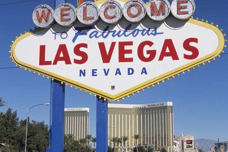 Las Vegas Motor Speedway es uno de los cursos de NASCAR más famosos.