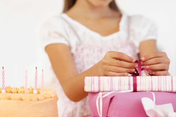 Organiza eventos y regalos femeninos para el cumpleaños de tu hija de 12 años.