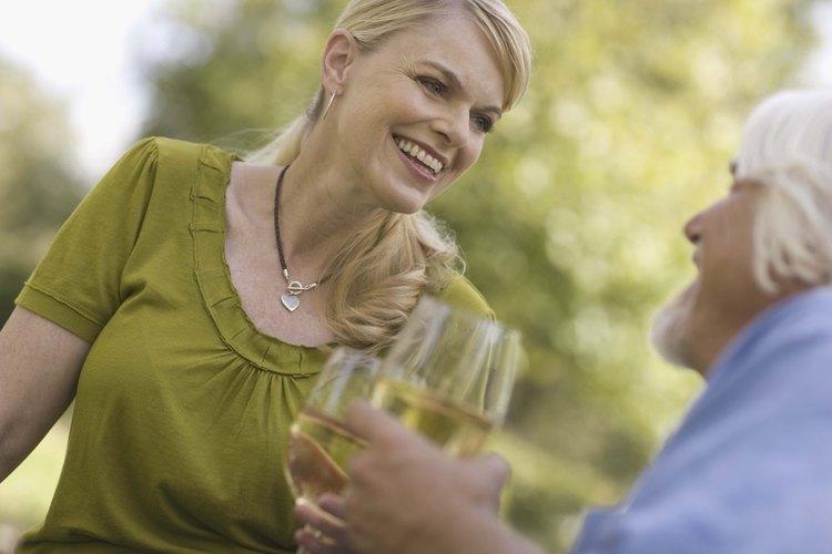 Disfruta al aire libre con tu pareja.