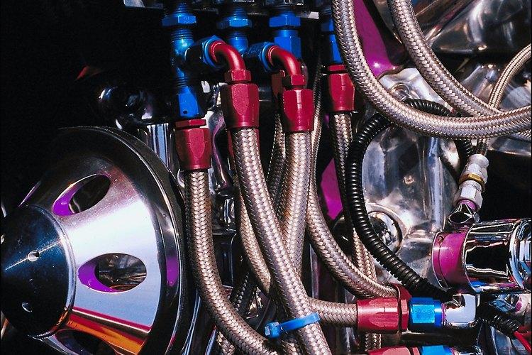 Instalación eléctrica del vehículo.