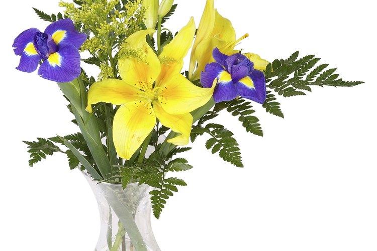 La aspirina puede ayudar a que las flores frescas duren más tiempo.