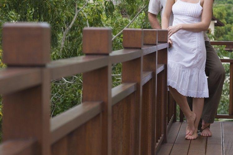 El ipe es cultivado para usar en tablas de terrazas y pisos.