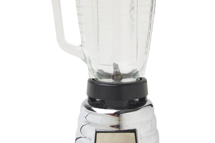 A diferencia de la avena, la cebada se puede descascarar en una licuadora doméstica.