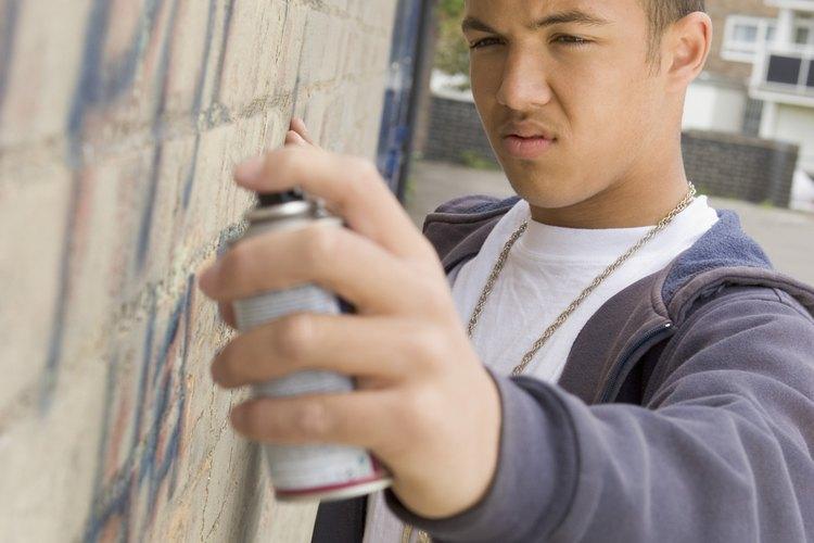 Las actividades delictivas de las bandas juveniles va desde infracciones menores, como pintas callejeras, hasta delitos más serios.