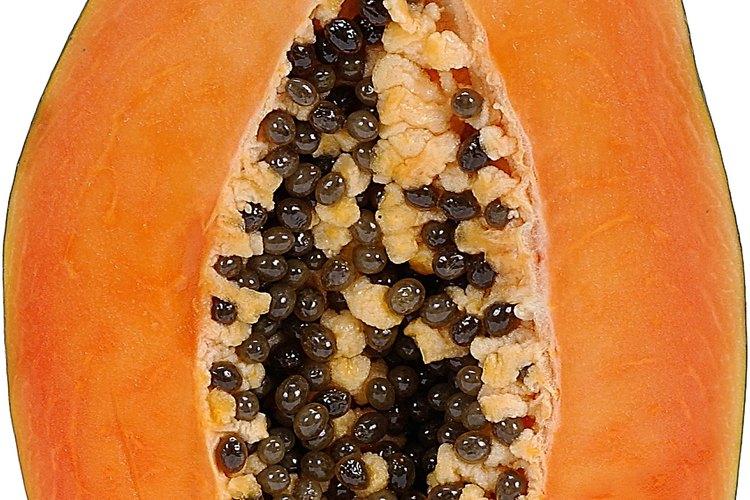 La mayoría de las papayas que se venden en los supermercados de Estados Unidos son de Hawai.