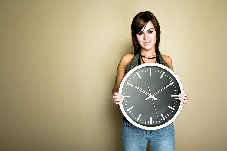 Tú eres el máximo responsable de cómo administras tu tiempo.
