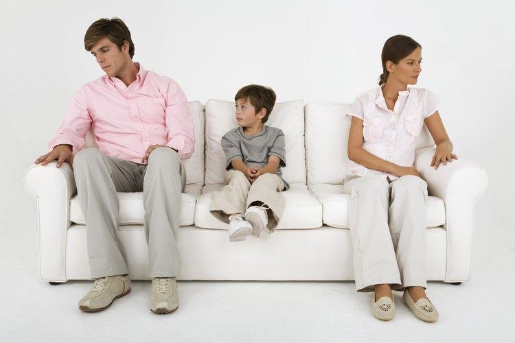 Algunos padres evitan interactuar con sus hijos.