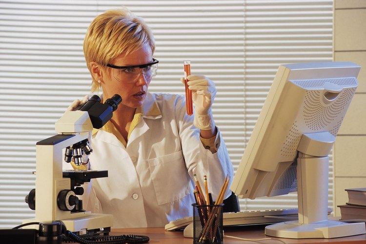 Los análisis sanguíneos son importantes para detectar los tipos de anemias.