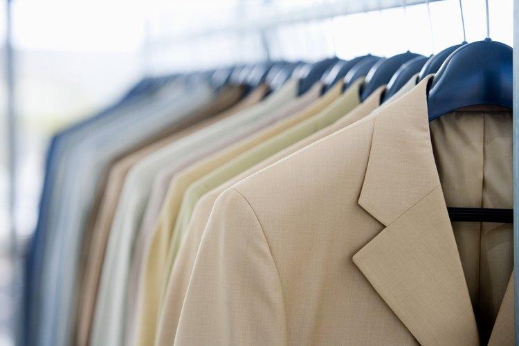 Tipos de chaquetas.