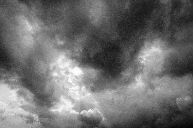 El agua y el aire en movimiento provocan las turbulencias.