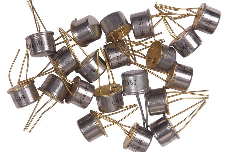 que es un transistor 2n2222