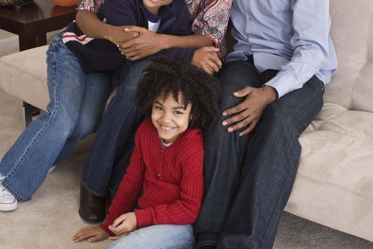 Comprender la adaptabilidad familiar puede ayudar a comprender el comportamiento de los niños.