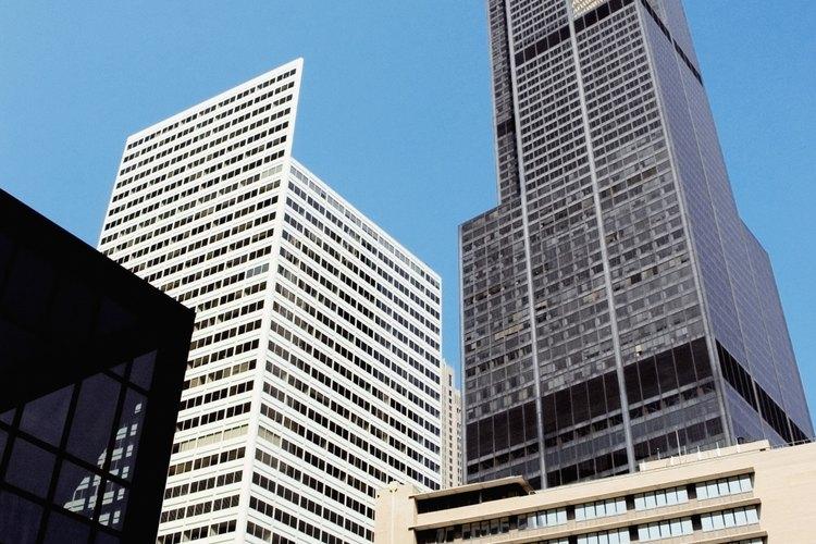 La torre Willis de Chicago es el edificio más alto de Estados Unidos.