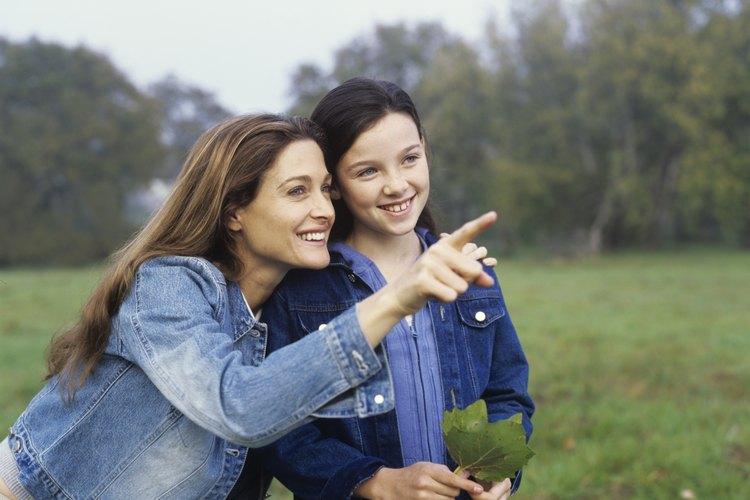 Modela el comportamiento que tú quieras de tu pre adolescente.