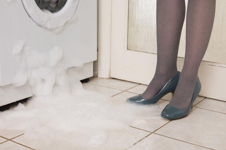 No todos los jabones hechos en casa son compatibles con todas las lavadoras.