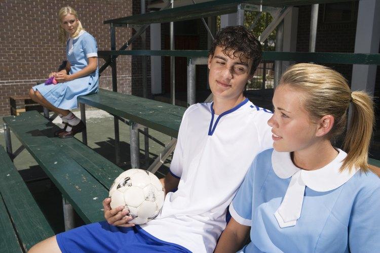 Es difícil para los adolescentes no desear lo que otros tienen.