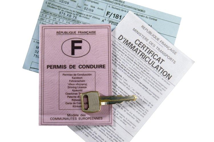 ¿Puedes ver tu licencia de conducir y decir si es válida?