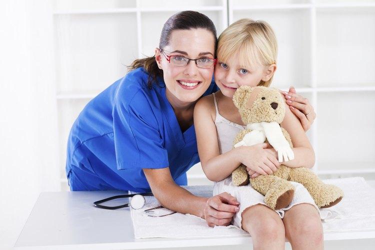 Las especialidades pediátricas incluyen a cardiólogos, endocrinólogos y hematólogos.