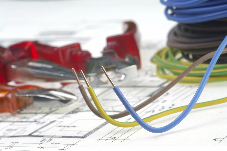 Cable eléctrico.