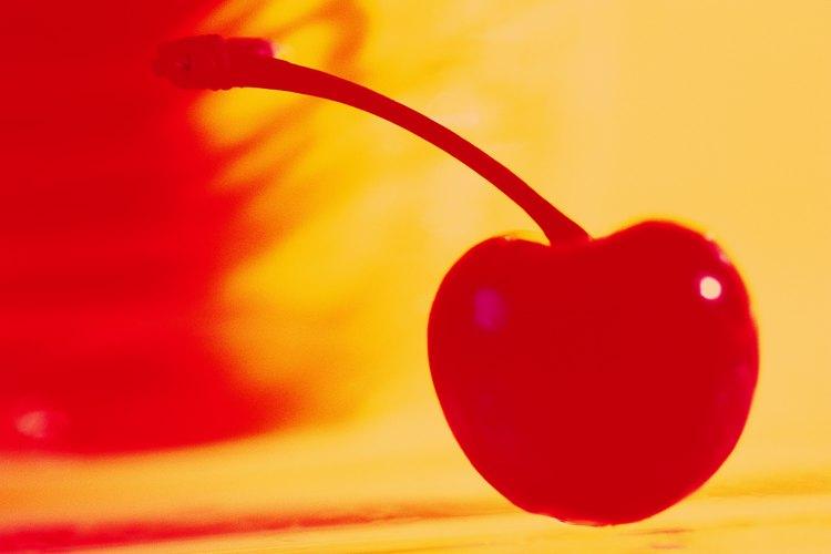 Una cereza rematará tu postre.