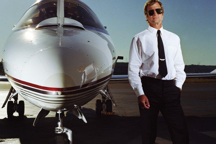 Conviértete en un piloto aviador y conoce el mundo.