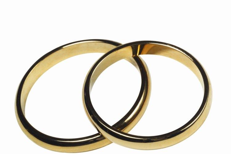 El anillo no necesita enviar un mensaje al mundo, es más importante que él o ella entienda su significado.