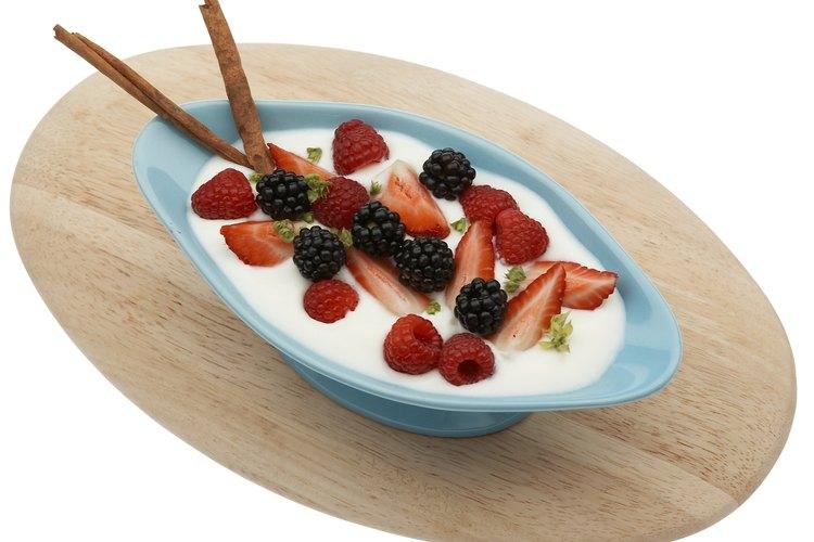 El yogur puede ponerse en mal estado y si lo ingerimos puede provocar problemas digestivos.