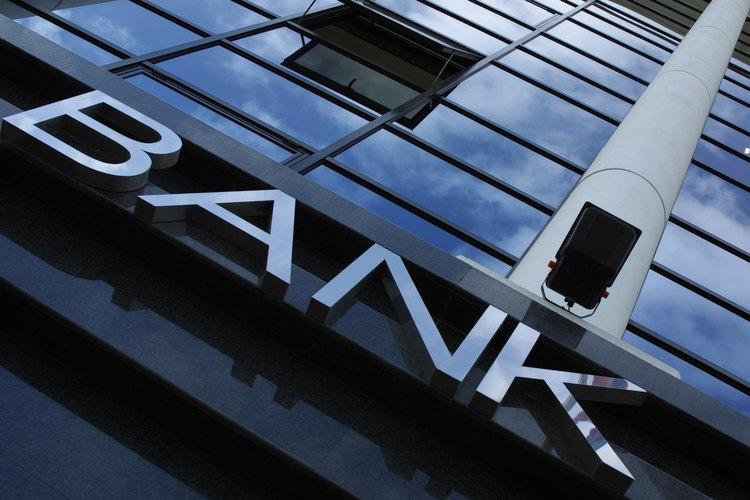 Clases de instituciones financieras.