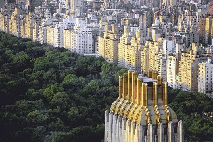 El mercado inmobiliario en Nueva York siempre está activo, en los períodos económicos buenos y malos.