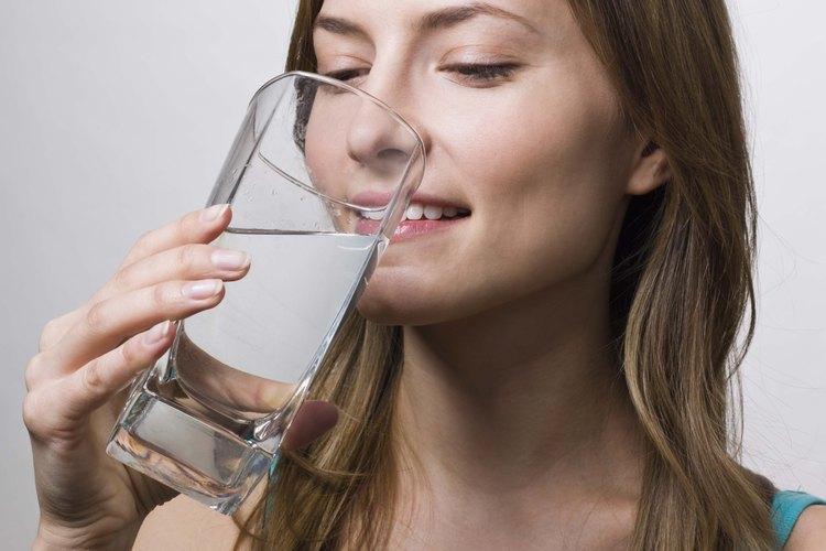 Sin agua, el cuerpo humano no sobrevive por mucho tiempo.