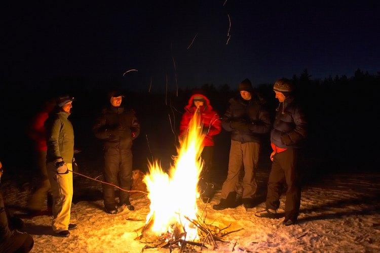 El fuego es a menudo una metáfora para la lujuria, la intensidad y la pasión.