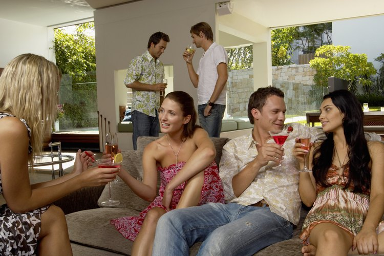 Elige bebidas que le gusten a la mayoría de los invitados.