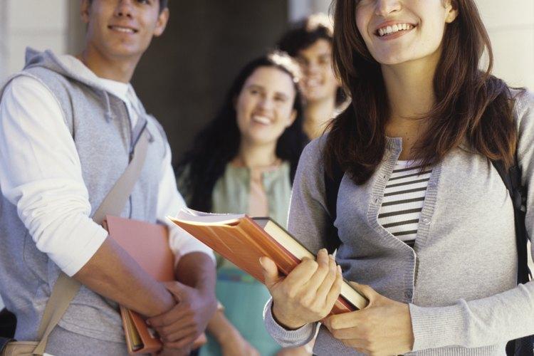 Los coordinadores de área tienen un grado de maestría en el personal de los estudiantes o la administración educativa.