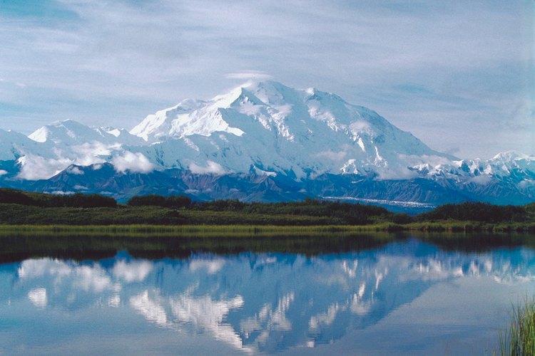 El incremento en la temperatura del planeta está generando el derretimiento de los glaciares.