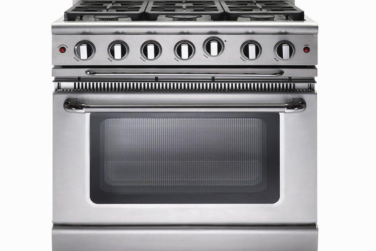 Los electrodomésticos de acero inoxidable no son inmunes a la corrosión.